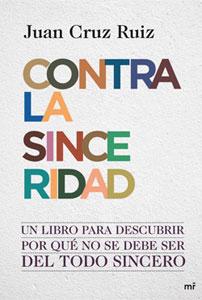 Libro, Contra la Sinceridad