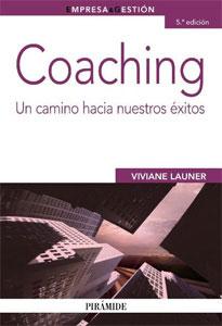 Libro sobre coaching editorial pirámide