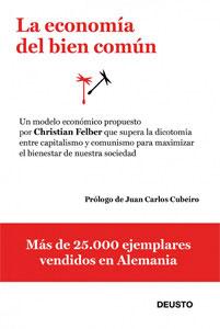 Economía del bien común, escrito por Christian Felber