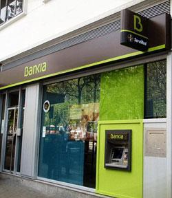 Marcas bankia comienza a implantar su nueva identidad en for Bankia a distancia oficina internet