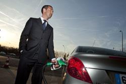 repostaje de combustible