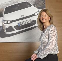 Laura Ros de Volkswagen
