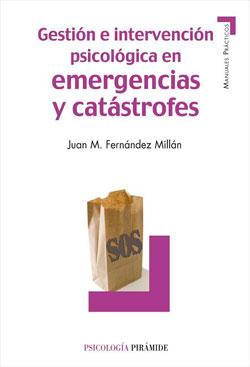 Portada libro gestión emergencias y catástrofes
