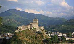 Castillo de Lourdes uno