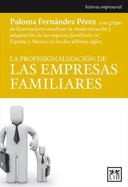 Profesionalización de las empresas familiares