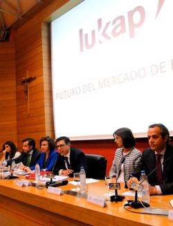 Presentación de Lukkap