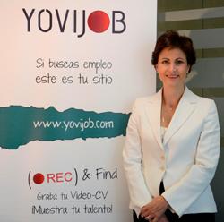 Yolanda Ruiz Morueco, de Yovijob